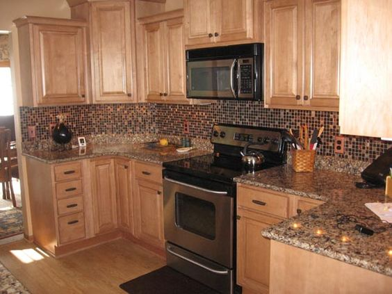 light maple kitchen cabinets | Plymouth | Maple Cabinets Â« The ...