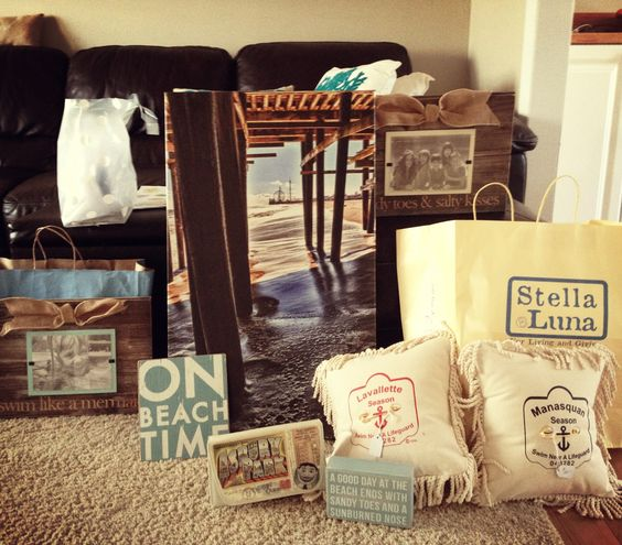 Shopping for beachy home goods...#retailtherapy #pointpleasant