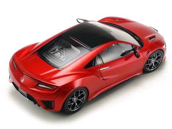 1280不用萬就讓你把新世代《NSX》帶回家!《TAMIYA》推出原裝模型車| 國王車訊 KingAutos