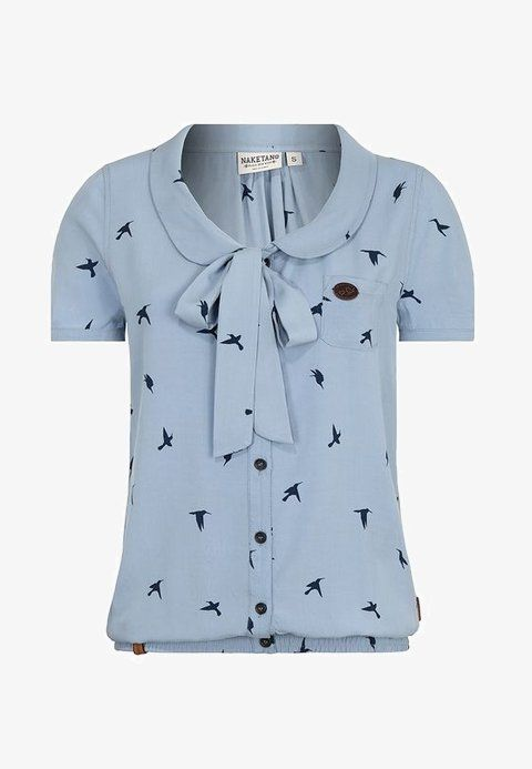 Naketano Bluse Matchsticks Zalando De Bluse Outfit Bekleidung