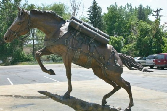 sargent reckless the horse | Sgt Reckless Monument Fund by Robin Hutton - GoFundMe