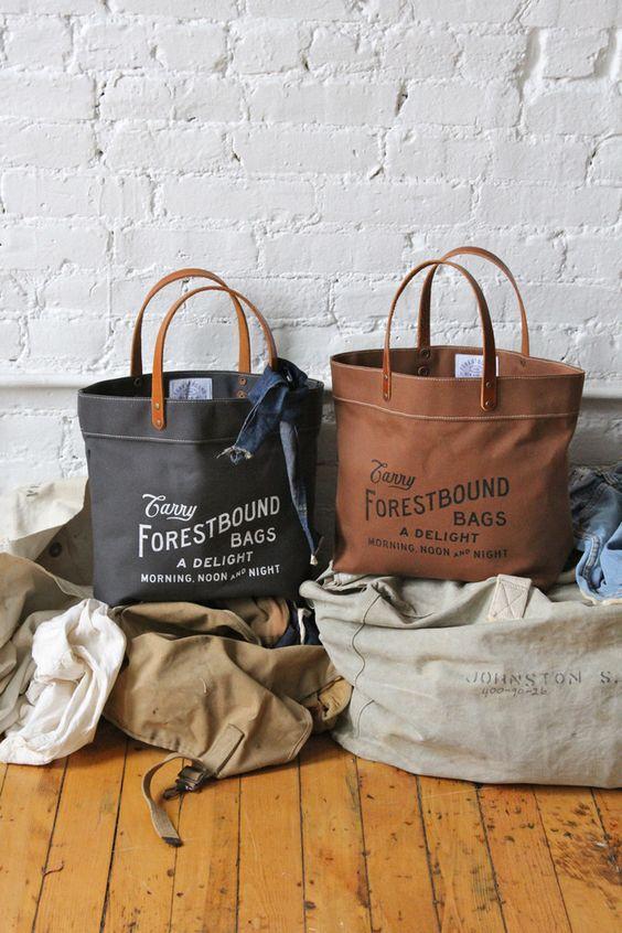 $50 Tote Bag Special / Printed Canvas Delight