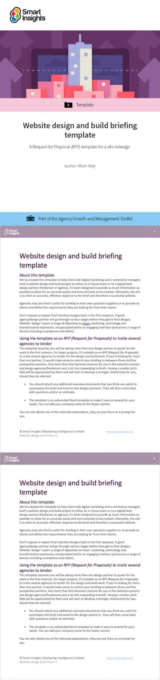Explore Our Sample Of Website Redesign Proposal Template For Free Proposal Templates Website Redesign Proposal Website redesign project plan template