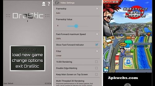 Drastic Ds Emulator Apk Latest R2 5 1 3a Pro Cracked For Android