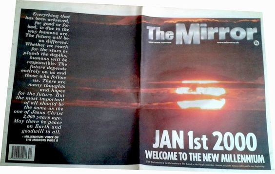 Daily Mirror, 01/01/00