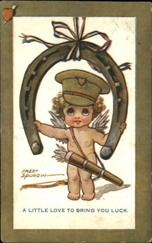 Fred Spurgin c.1910 postcard | eBay: