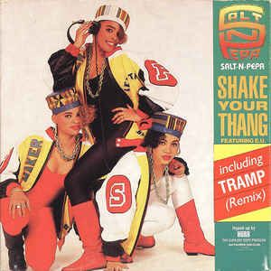 Salt-N-Pepa - Shake Your Thang (studio acapella)