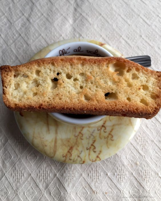 Authentic Italian Anise Biscotti