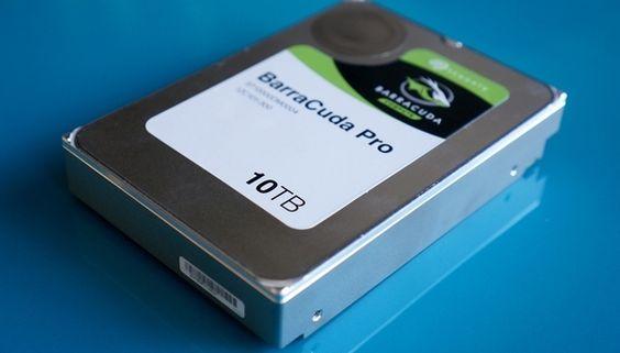 Seagate Barracuda Pro: 10TB Sabit Disk