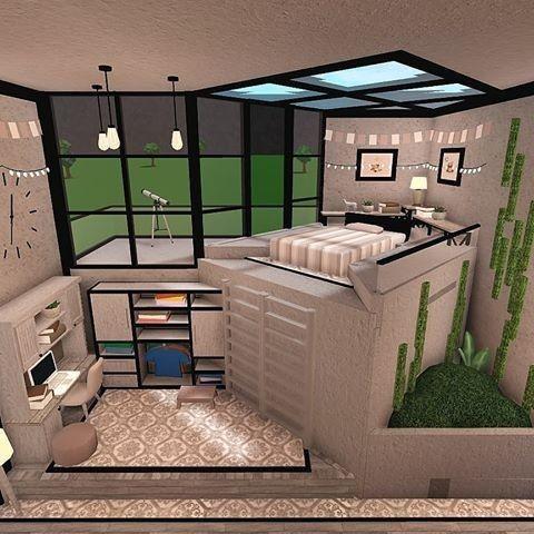 Bloxburg Bedroom Sims House Design House Decorating Ideas Apartments Tiny House Layout