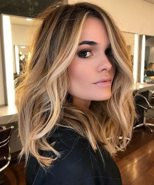 66 Best Gorgeous Light Color Hairstyles For Medium Length Hair - Page 25 of 66 - Diaror Diary