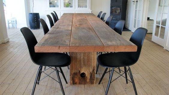 Langborde,langbord,plankeborde,plankebord,spiseborde,spisebord ...