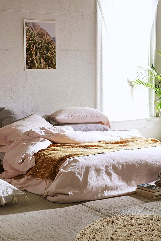 the boho bedroom.: