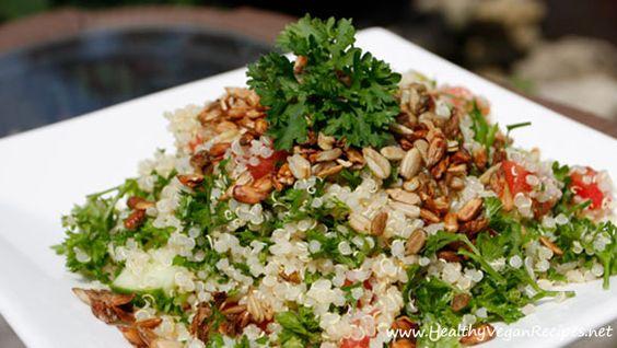 10 Killer Quinoa Salads