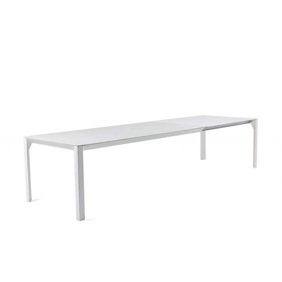 Varaschin Babette Gartentisch ausziehbar 240-360 cm mit Aluminiumplatte