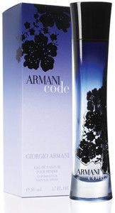 Armani Code Eau De Parfum Spray for Women