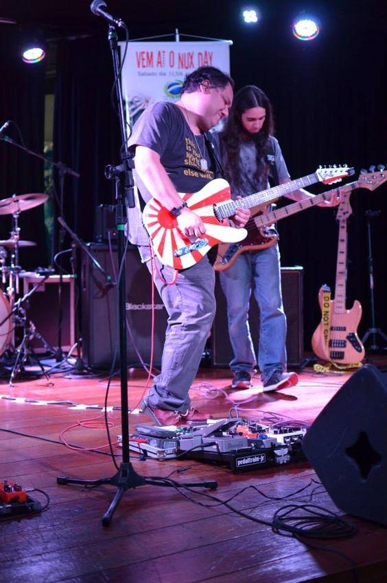 Marcio Okayama, dicas e truques na guitarra