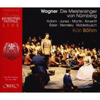 R. Wagner - Die Meistersinger Von Nurnberg