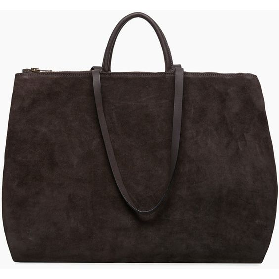 Marsèll Large Tote Bag (£515) ❤ liked on Polyvore