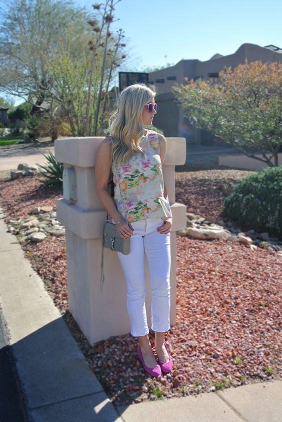 www.katalinagirl.com /  Water Color Peplum