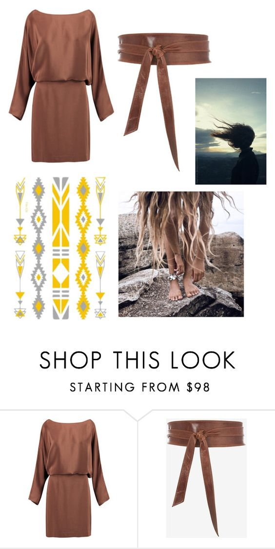 """""""Colors of the wind"""" by morgiepie220 ❤ liked on Polyvore featuring Issa"""