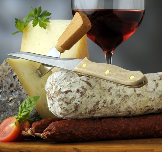 Wine cheese and sausage (4317x4063, cheese)  via www.allwallpaper.in