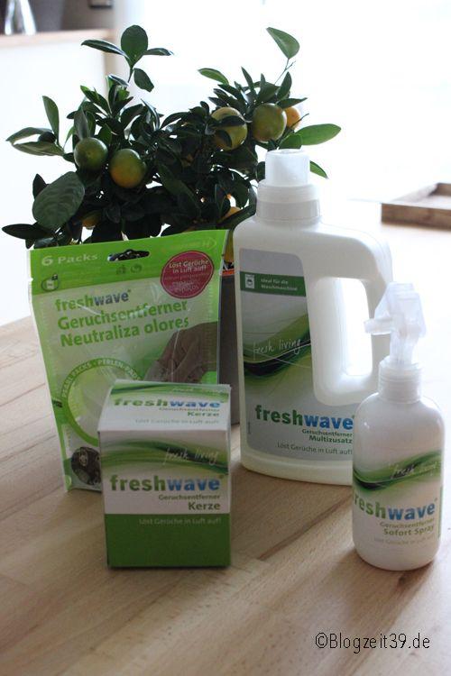 Gerüche mit freshwave neutralisieren – Freshwave Geruchsentferner Humydry