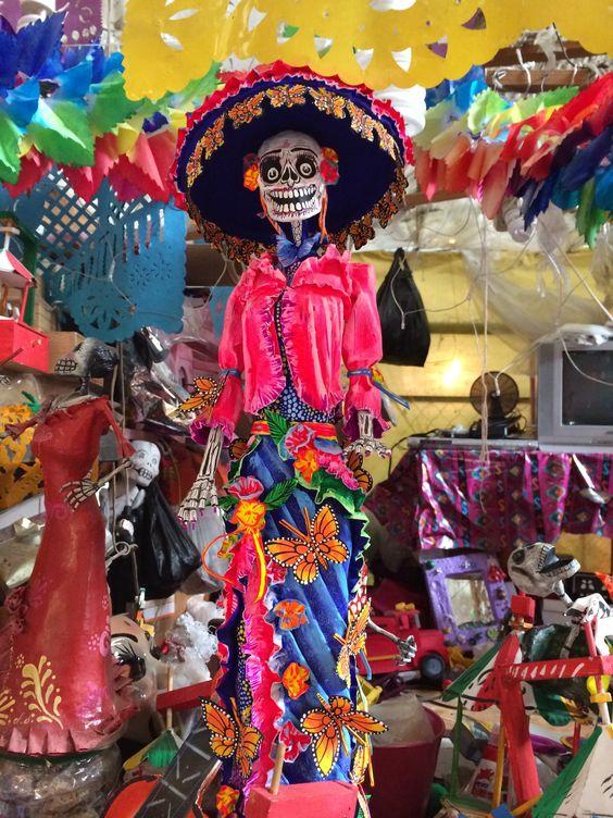 Guanajuato día de los muertos