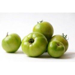 Tomate Verde Limpio