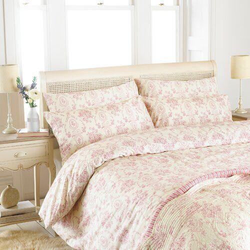 Lily Manor Papineau 200 Tc Duvet Cover Set Duvet Cover Sets Duvet Sets Duvet Covers Pastel