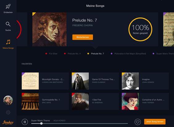 #app #pianoapp #aprenderpiano #flowkey http://www.flowkey.com/es http://promocionmusical.es/: