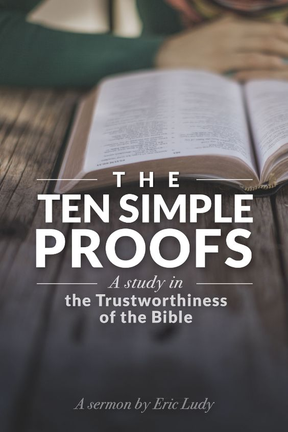 The Ten Simple Proofs