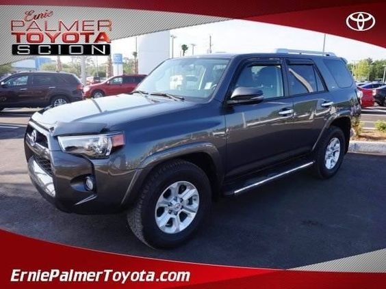 Check out our deal of the day! This 2015 Toyota 4Runner SR5 is now $34995! #ErniePalmerToyota  http://bit.ly/1U1IJSs