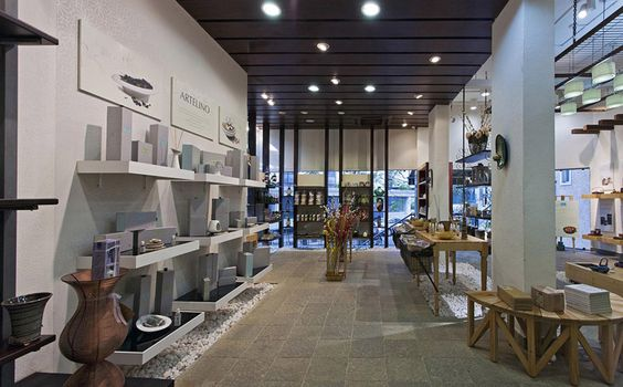 IRIS store by 4D Bangalore India home decor retail spaces