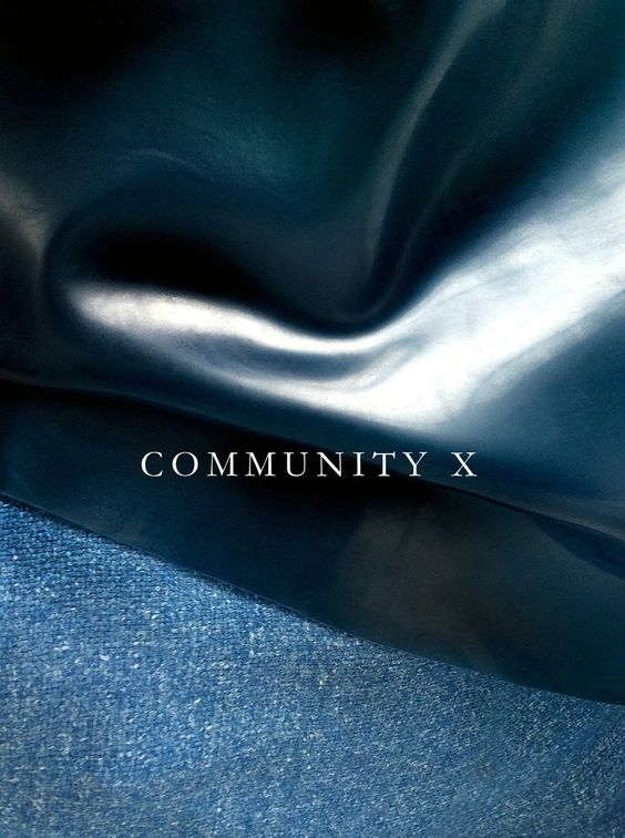 Community X garments