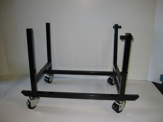 chrysler hemi engine cradle dolly stand for 354 392 39 54 trrough 39 58 hawaiian shirt tri five. Black Bedroom Furniture Sets. Home Design Ideas