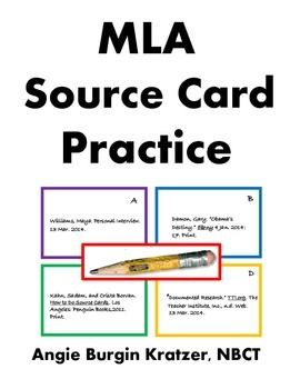 Help with cited sources on a MLA format?