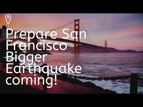 Prepare San Francisco Bay Area A Swarm Of Earthquakes In California Can Trigger A Big Earthquake Yout San Francisco Bay San Francisco Bay Area Earthquake