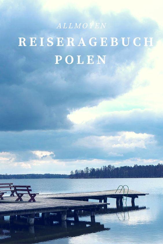 Auszug aus einem Reisetagebuch über das Gut Allmoyen am Allmoyer See in Polen.