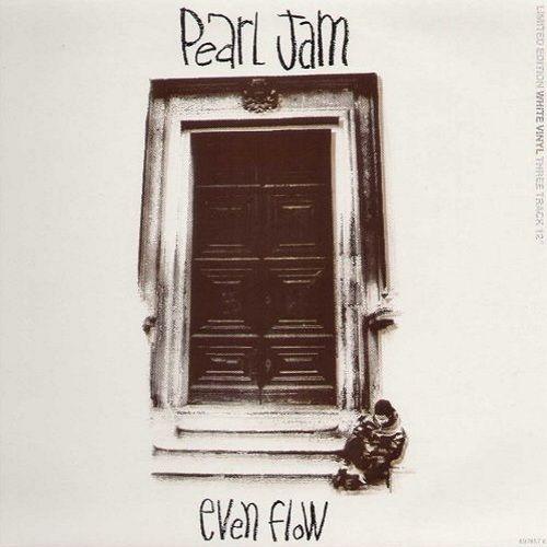 Pearl Jam – Even Flow (single cover art)