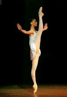 Svetlana Zakharova - her feet!