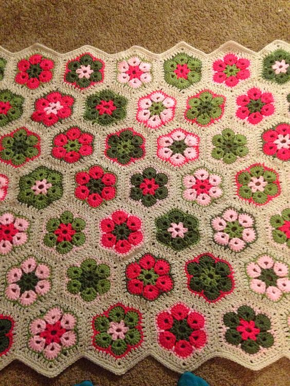 My new afghan.