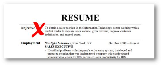 Are you having issues building a convincing resume? Tired of not - resume objective for teaching position
