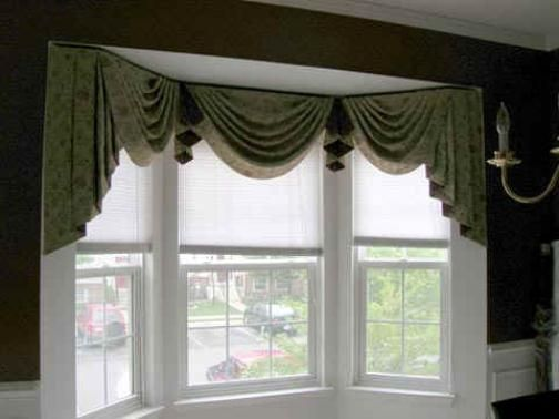 The Most Effective Solutions To Your Bay Window Curtains Bay Window Treatments Window Treatments Living Room House Window Design