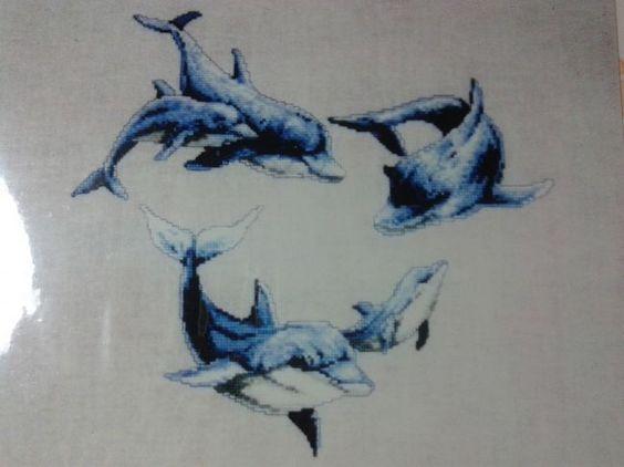 Tendina bagno ~ Tenda bagno delfini uno dall album di daegio i miei lavori