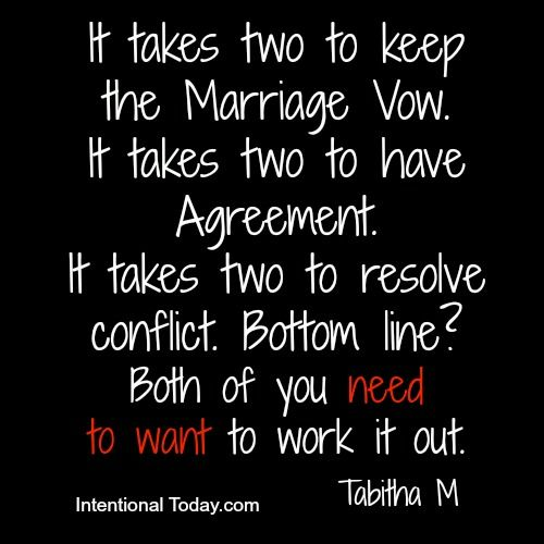 It Takes Two Relationship Quotes: Marriage, It Takes Two And To Work On Pinterest