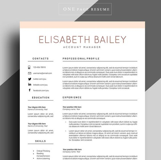 resume resume builder resume templates professional resume template cv