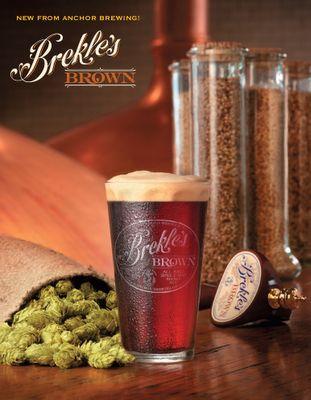 Beerattitude: Anchor Brewing Co. Brekle's Brown: Breweries America, Beer File, Beer Breweries, Brekle S Brown, Beerattitude Anchor