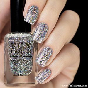 F.U.N. Lacquer- Permanent Collection - 24 Karat Diamond