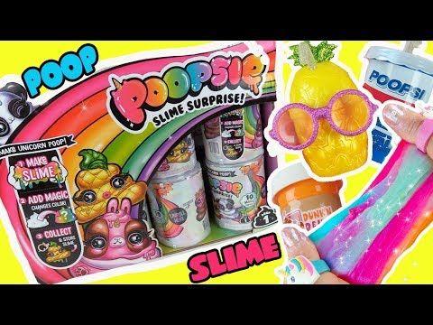 Poopsie *SLIME SURPRISE* 1 Blind Meal Box Keychain Rainbow Unicorn Happy Meal